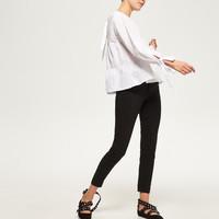 Reserved Spodnie typu cygaretki QX683-99X