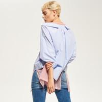 Reserved Koszula w paski QR983-05X