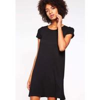 ONLY BERA Sukienka dzianinowa black ON321C0GY