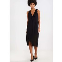 Sisley Sukienka letnia black 7SI21C06K