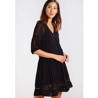 Sisley Sukienka letnia black 7SI21C06L