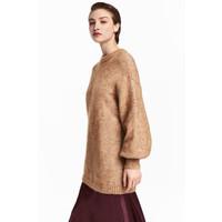 H&M Sweter 0552604001 Camel