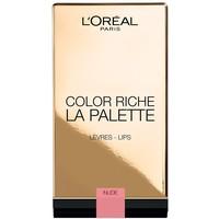 L'Oréal Paris Kosmetyki Color Riche La Palette Nude 6x1g 100-AKD07M