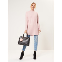 Mohito Długi sweter z półgolfem SL004-39X