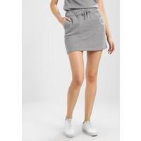 Calvin Klein Jeans KERI Spódnica mini mid heather grey C1821B01P