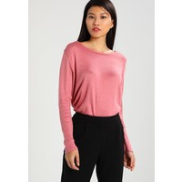 TOM TAILOR DENIM BOW DETAIL Sweter dusty rose pink TO721D0FB