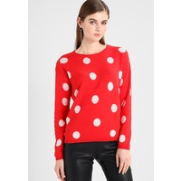 b.young MELICA Sweter red BY221I00I