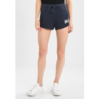 Abercrombie & Fitch SUN FADE LOGO Szorty navy A0F21S008