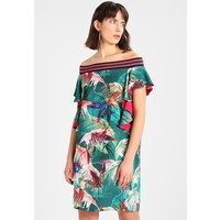 Sisley DRESS Sukienka letnia tropical 7SI21C073