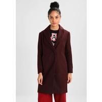 New Look LEAD IN Płaszcz wełniany /Płaszcz klasyczny burgundy NL021U01C