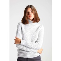 LTB LABIXA Sweter light grey melange LT121I02I