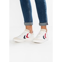Hummel AARHUS CLASSIC LOW Sneakersy niskie white/peacoat/fiery red HU311A00Z