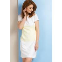 Monnari Sukienka z żakardowym zdobieniem SUKPOL0-18L-DRE0500-KM02D601-R36