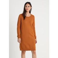 Vila VIRIL KNIT DRESS Sukienka dzianinowa cathay spice V1021C0V7