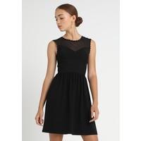 ONLY ONLNIELLA DRESS Sukienka z dżerseju black ON321C0Z1
