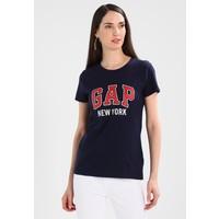 GAP CITY TEE NEW YORK T-shirt z nadrukiem navy uniform GP021D0AC