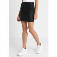 ONLY ONLBASE SKIRT Spódnica ołówkowa black ON321B0DI