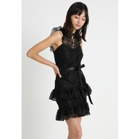 Lipstick boutique ADEENA Sukienka koktajlowa black LP021C001