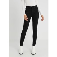 Topshop JAMIE NEW Jeansy Skinny Fit black TP721N03K