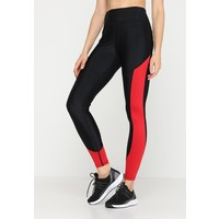 Even&Odd active Legginsy black/red EV941E01C