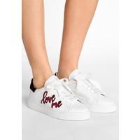 Steffen Schraut LOVE STREET Sneakersy niskie white/red STC11A000