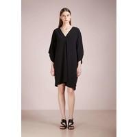 Lauren Ralph Lauren MATTE CREPE DRESS Sukienka letnia polo black L4221C0KL
