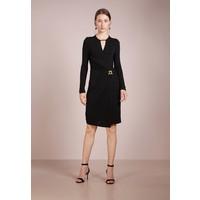 Just Cavalli SNAKE DRESS Sukienka koktajlowa black JU621C08D
