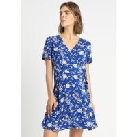 JDYESTHER WRAP DRESS Sukienka letnia classic blue JY121C05C