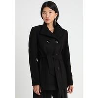 Anna Field Krótki płaszcz black AN621U008