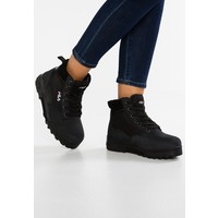 Fila GRUNGE MID Ankle boot black 1FI11N003