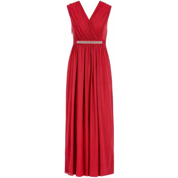 Pennyblack Sukienka wieczorowa Rapporto 16240119 Bordowy Regular Fit