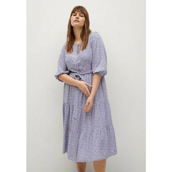Violeta by Mango ROUSE8 Sukienka letnia light/pastel purple VM421C0VG