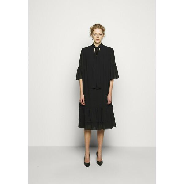 Bruuns Bazaar AVIOR ROBIN DRESS Sukienka letnia black BR321C05G