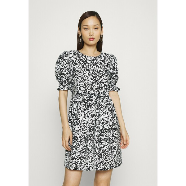 ONLY ONLOLYMPIA SHORT DRESS Sukienka letnia black ON321C29U