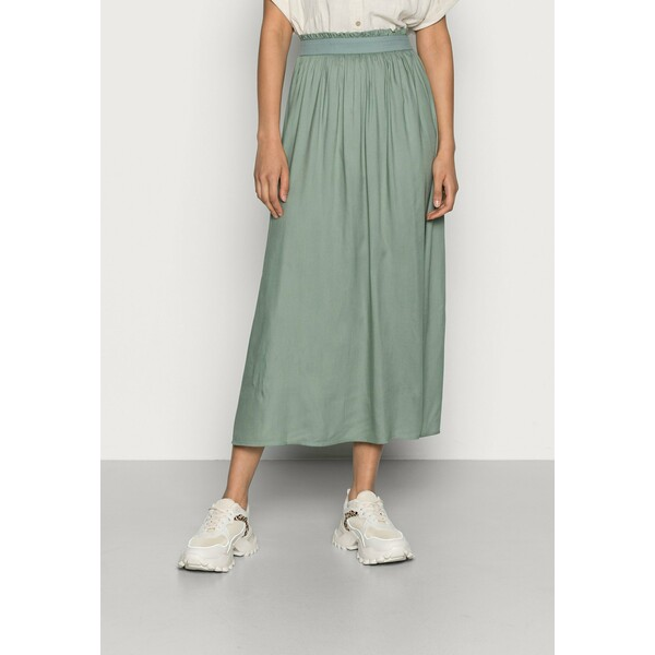 ONLY Spódnica plisowana chinois green ON321B0H2