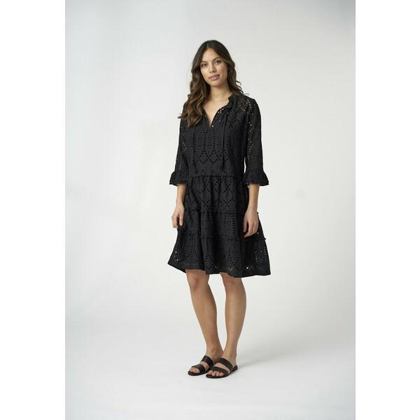 Dea Kudibal VILDA Sukienka letnia black D1E21C00R