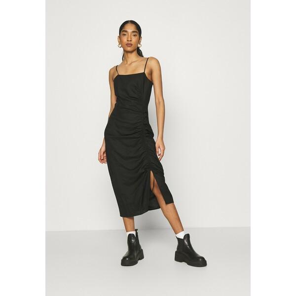 EDITED ZOE DRESS Sukienka etui schwarz EDD21C0CH