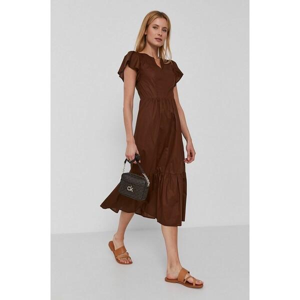 SISLEY Sisley Sukienka 4AAS5VG76.23N