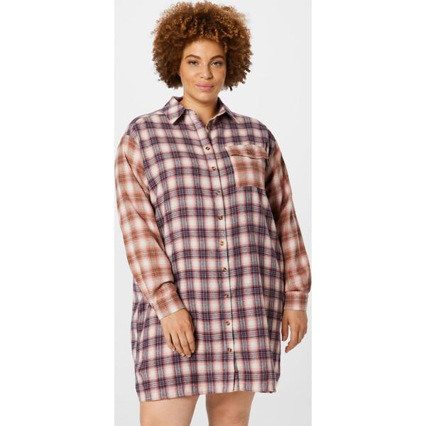 Missguided Plus Sukienka koszulowa MGP0185001000002