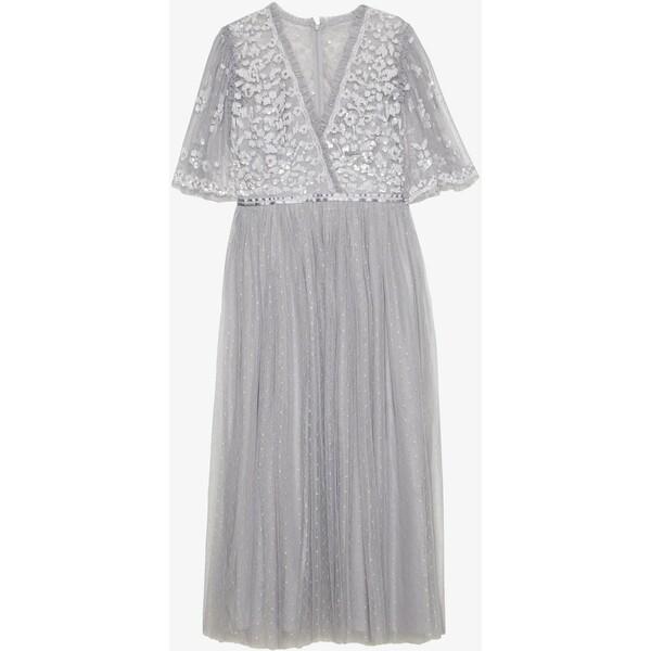 Needle & Thread PATCHWORK BODICE BALLERINA DRESS EXCLUSIVE Sukienka koktajlowa dusk blue NT521C09C