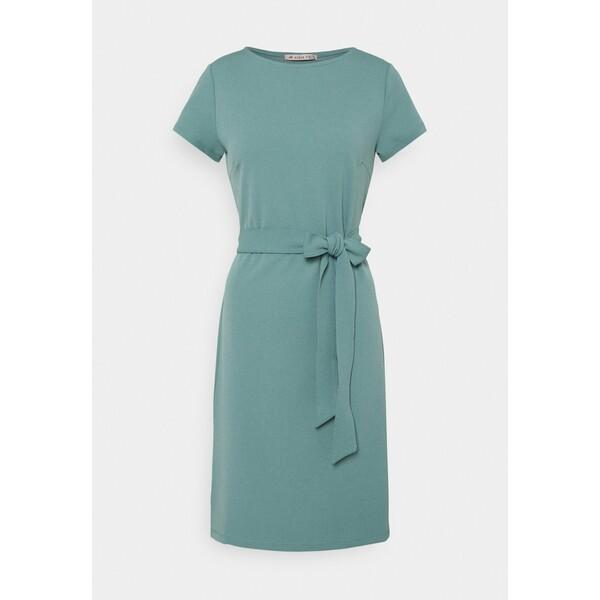 Anna Field Sukienka z dżerseju blue grey AN621C1HY