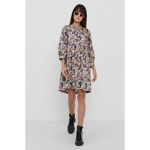 Vero Moda Sukienka 10263862.NavyBlazer