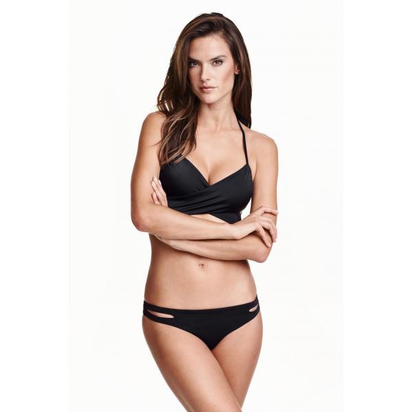 H&M Bikini bottoms 0253176010 Black