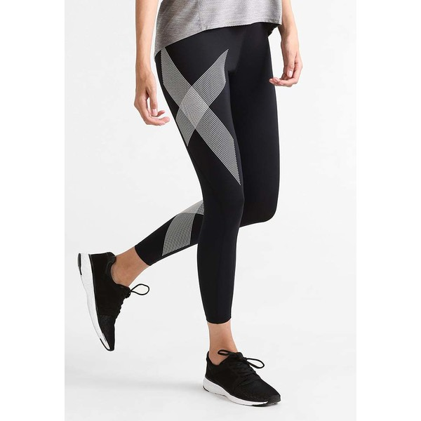 2XU TR2 COMPRESSION Legginsy black 2XU41E009