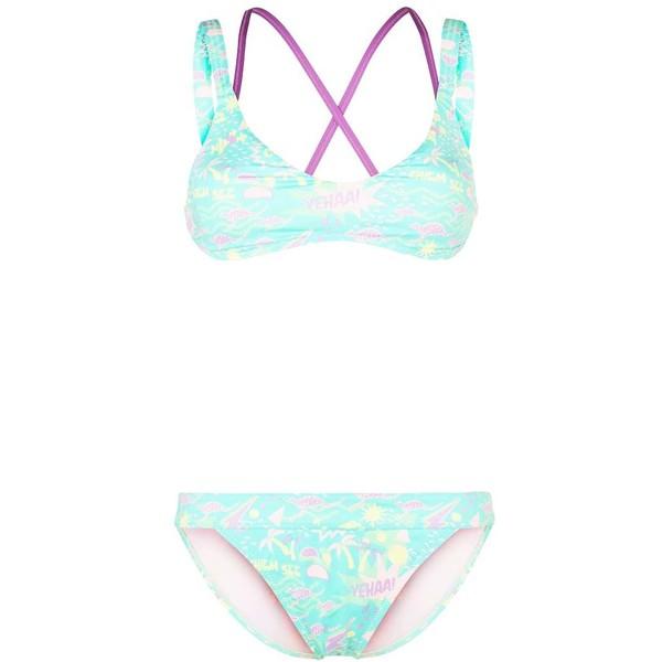 Chiemsee LIANDRA Bikini miniretro crystal blue C3841H014