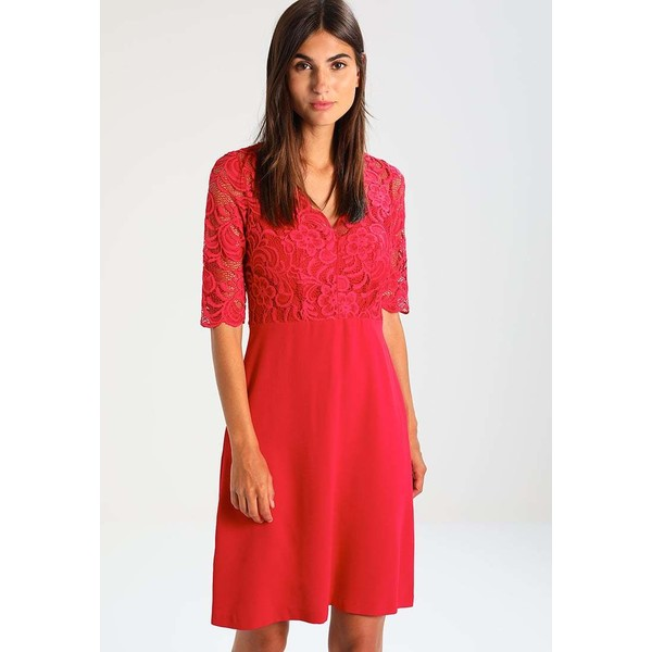 Wallis FIT & FLARE Sukienka koktajlowa rose WL521C0BG