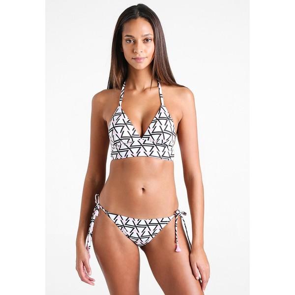 TWINTIP SET Bikini black/white/rose TW481L009