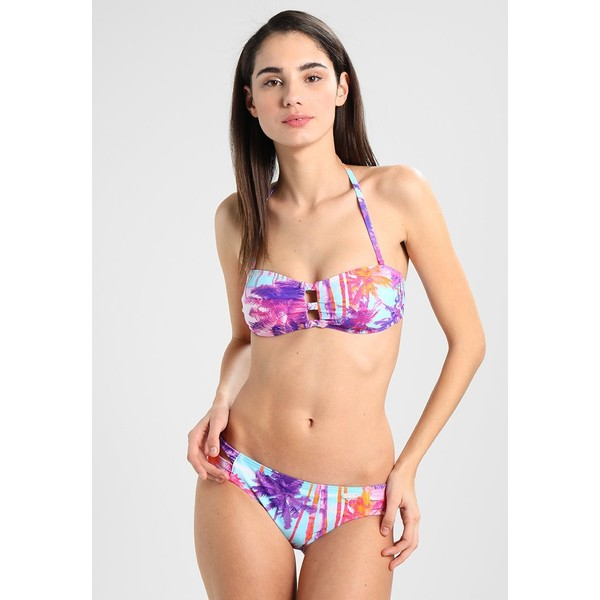 Bench BANDEAU Bikini palm print BE681L00F