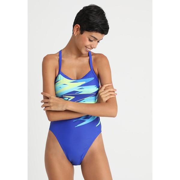 Speedo BOOM Kostium kąpielowy blue 1SP81G02O