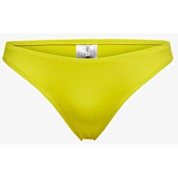 ONLY Dół od bikini blazing yellow ON381I00B